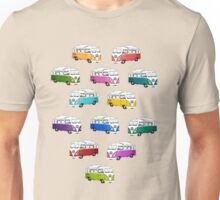 Microbus Unisex T-Shirt
