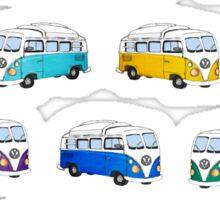 Microbus Sticker