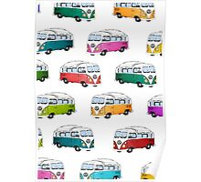 Microbus Poster