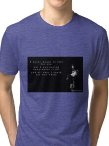 Gabrielle Aplin Salvation Tri-blend T-Shirt