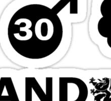 Flandrian Sticker