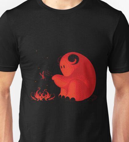 demon cute Unisex T-Shirt