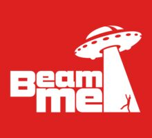 Beam me up V.2.1 (black) One Piece - Long Sleeve