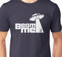 Beam me up V.2.1 (black) Unisex T-Shirt