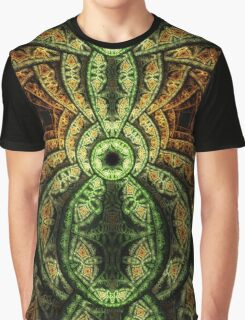 Jungle - Abstract Fractal Artwork Graphic T-Shirt