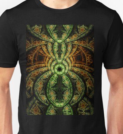 Jungle - Abstract Fractal Artwork T-Shirt