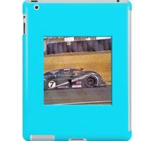 24 h de Le Mans - Vintage - Bentley #7 iPad Case/Skin
