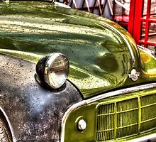Morris Minor Classic Car by StephenRphoto