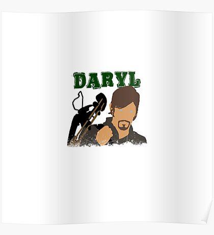 Daryl Dixon Poster