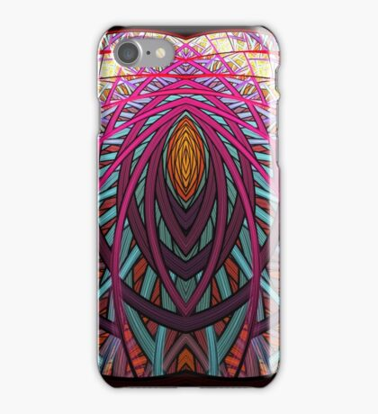 Intimate - Abstract Fractal Artwork iPhone Case/Skin