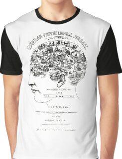 Phrenology Graphic T-Shirt