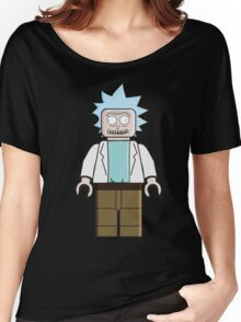 Lego Rick Women's Relaxed Fit T-Shirt
