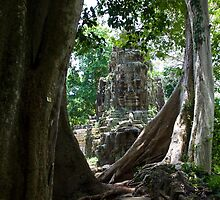 Angkor Wat Magic by byronbackyard