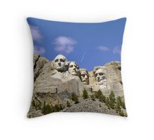 ICONIC LANDMARK Throw Pillow