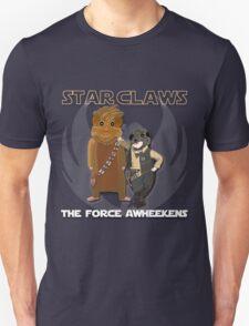 Star Claws Unisex T-Shirt