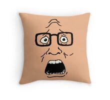 BWAHHHHHHHHH Throw Pillow