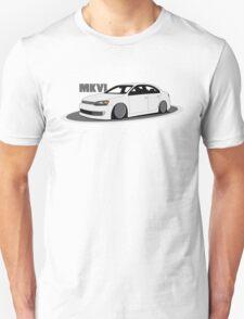 MK6 Jetta GLI Graphic Unisex T-Shirt