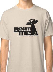 Beam me up V.2.2 (black) Classic T-Shirt