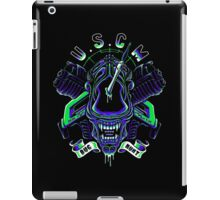 Just Another Bug Hunt (RETRO GREEN) iPad Case/Skin