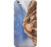 Joshua Tree Rocks iPhone Case/Skin