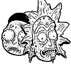 Rick and Morty by Stove  Aya