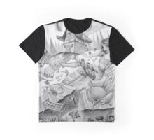 A mad tea-party Graphic T-Shirt