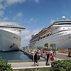 All Ashore in Nassau  by John  Kapusta