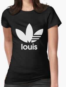 Louie the Stylish Womens Fitted T-Shirt
