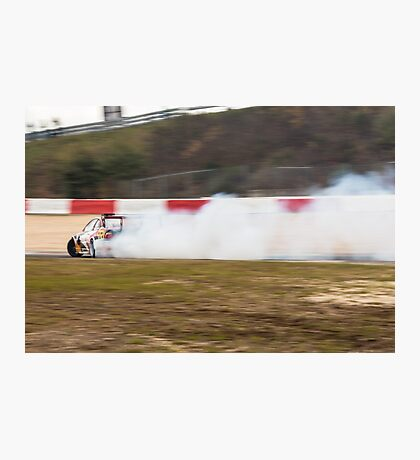 Nürburgring Drift Cup - E46 Photographic Print