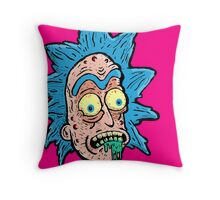 Rick Sanchez  Throw Pillow