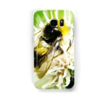 Bumble Bee oil painting Samsung Galaxy Case/Skin