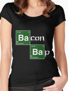 Bacon Bap Women's Fitted Scoop T-Shirt