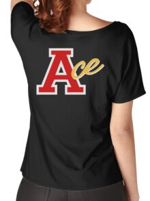 Ace Women's Relaxed Fit T-Shirt