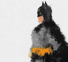 Darkest Knight  by geekyract