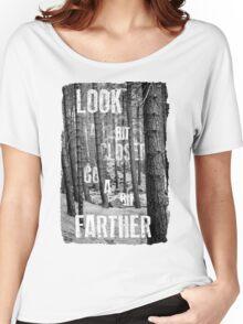 Look Closer Women's Relaxed Fit T-Shirt