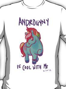 Androgyny Pony T-Shirt