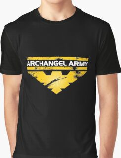 ME2 - Archangel Army Graphic T-Shirt