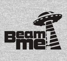 Beam me up V.3.1 (black) One Piece - Long Sleeve
