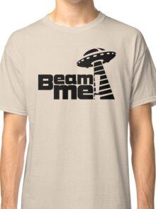 Beam me up V.3.1 (black) Classic T-Shirt