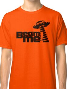 Beam me up V.3.1 (black) Classic T-Shirt