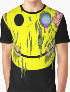 Happy (Zombie) Face Graphic T-Shirt