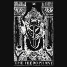 The Hierophant by GhostGravity