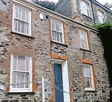Doc Martin's House, Port Isaac (Port Wenn) by RachelMacht