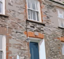 Doc Martin's House, Port Isaac (Port Wenn) Sticker