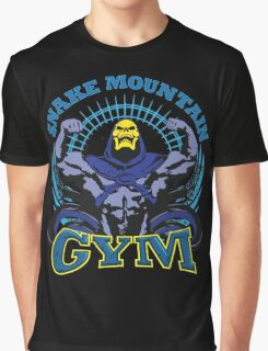 SNAKE MOUNTAIN GYM Graphic T-Shirt