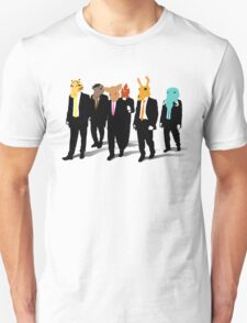Hotline Miami (Reservoir Dogs) Unisex T-Shirt
