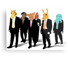 Hotline Miami (Reservoir Dogs) Metal Print