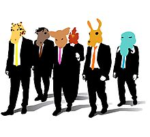Hotline Miami (Reservoir Dogs) Photographic Print