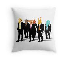 Hotline Miami (Reservoir Dogs) Throw Pillow