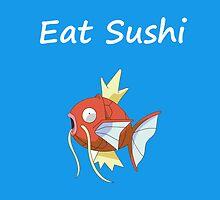 Eat Sushi by Vinchtef